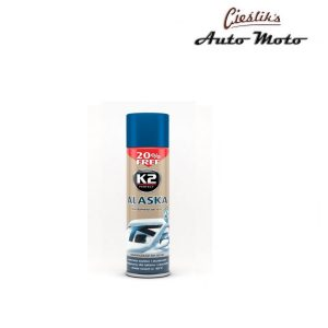 Spray K2 ALASKA odmrażacz do szyb 500ml